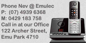 Emulec Electrical Contractors- servicing Yeppoon, Emu Park and the Capricorn Coast - for all your electrical needs
